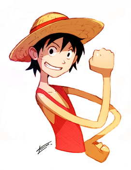 In One Piece by Tomycase