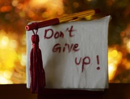 don't give up by dodiaaa