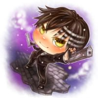 Chibi Death the Kidd by Zerolr-RM
