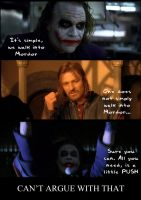 Why I love the Joker by ShadnicFusion