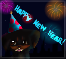 Happy new year ! by LordNative