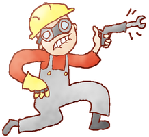 Engie collab by ShapelyMan