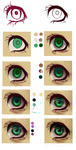 [step by step] -- eye could have sworn by Arifee