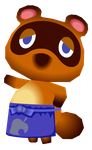 Tom Nook by flash-gavo