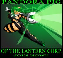 Brian B. Commish GL Pandora by ShoNuff44