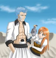 Bleach: Taming the Wild Cat by Chiaticle