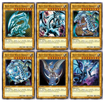 [ Blue-Eyes White Dragon ] by ALANMAC95