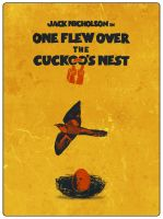 One Flew Over The Cuckoo's Nest by crilleb50