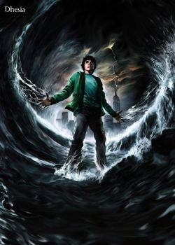 Percy Jackson by Dhesia