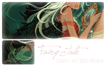 Artbook Preview - The Ugly Duckling by faithom