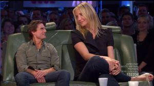 Cameron Diaz and tom cruise by lowerrider