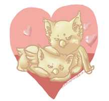 Babies by paniqueatthehart