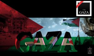 FOR GAZA 2 by rzrdesign