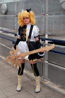 Meltdown Hard R.k cosplay 2 by olive-happy