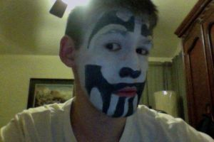Juggalo Face Paint by monkeythe13th
