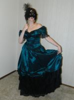 Ball Gown Stock 2 by KSewellStock