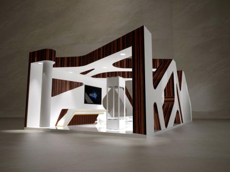Exhibition Structure by carltolores