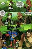 Scourge Eternal Blackout: Issue 1 pg 7 by 5courgesbestbuddy