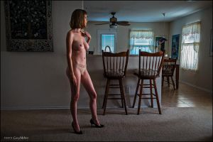 Valentine inna living room by Gary-Melton