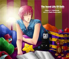 The Secret Life Of Dolls by Nerio-Davin
