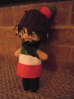 Spain Plushie by Vulpes-Canis