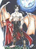 A Young Leader - Raziel by Sondra