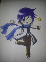 Kaito Shion by RopeXx
