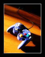 Gamecube controller by crimsondrgn