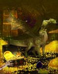 Dragon and the Dead Man's Chest by Calisaroa