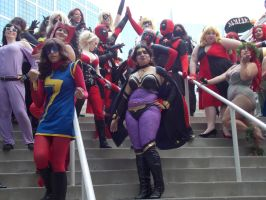 AX2014 - Marvel/DC Gathering: 070 by ARp-Photography