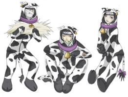 sound Nin Cows by -babykefka-