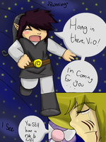 Reversed Betrayal Part 6. by ZAFTs-Prince
