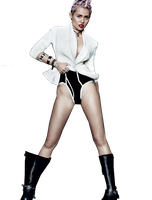 PNG Miley Cyrus|V Magazine|#2 by Gaby-UnbrokenHeart