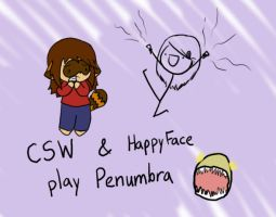 Livestream Penumbra by ChibiSilverWings