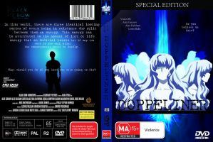 DVD COVER by Zibarian