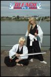 BLEACH: Shinji and Kisuke by asuKai
