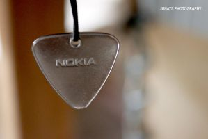 Plectrum by basurero712