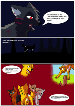 Wolf's Destiny-Page 51 by Itrakat