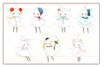 [CLOSED] ADOPT AUCTION 136 - Trillibel by Piffi-adoptables