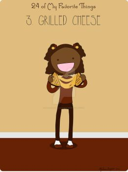 24 of My Favorite Things Grilled Cheese by StephanieNicole1002