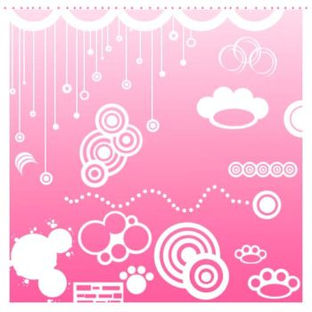 Pretty Vectors by Red--Roses
