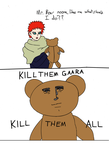 The REAL reason Gaara became a killer-colored by CThunda