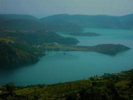 The View from Patmos by Marilyn958