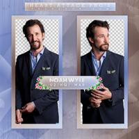 +Photopack png de Noah Wyle. by MarEditions1