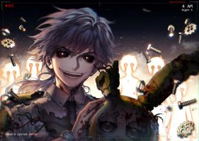 Die in a Fire by kawacy