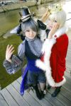 Ciel and Alois - 1 by floatm