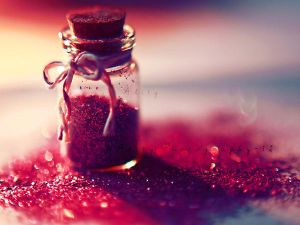Glitter magic... by *addy-ack