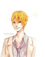 Collab: Kise+ Speedpaint yayy by IceLaws
