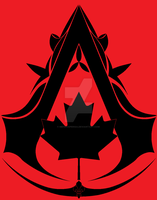 Canadian Assassin Symbol by MehranPersia