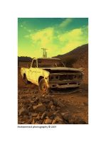 Old Car by MohammedAlQhtani